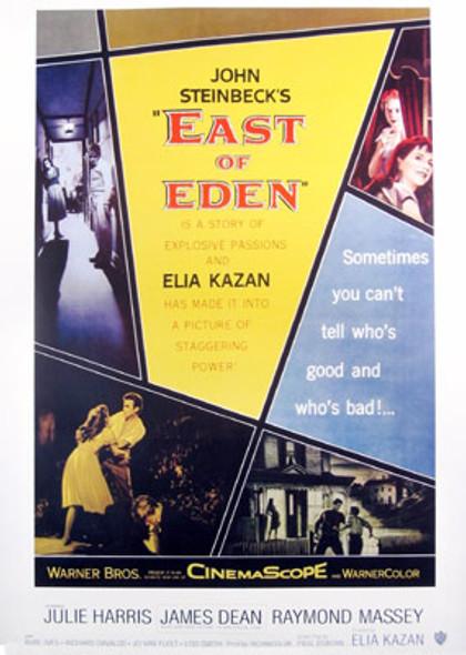 EAST OF EDEN (Single Sided Reprint) REPRINT POSTER