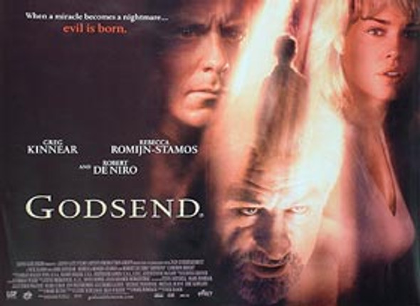 GODSEND (DOUBLE SIDED) ORIGINAL CINEMA POSTER