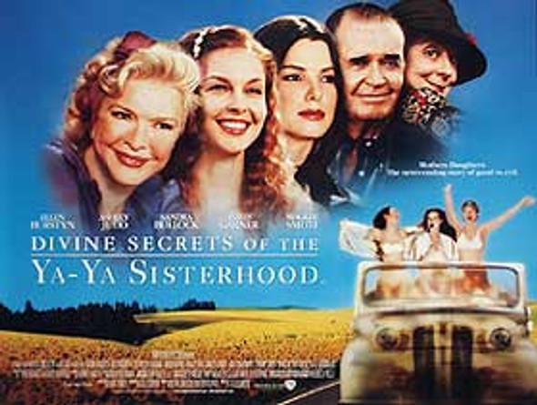 DIVINE SECRETS OF THE YA YA SISTERHOOD (SINGLE SIDED) ORIGINAL CINEMA POSTER
