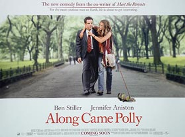 ALONG CAME POLLY ORIGINAL CINEMA POSTER