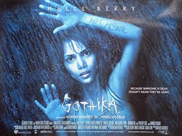 GOTHIKA ORIGINAL CINEMA POSTER