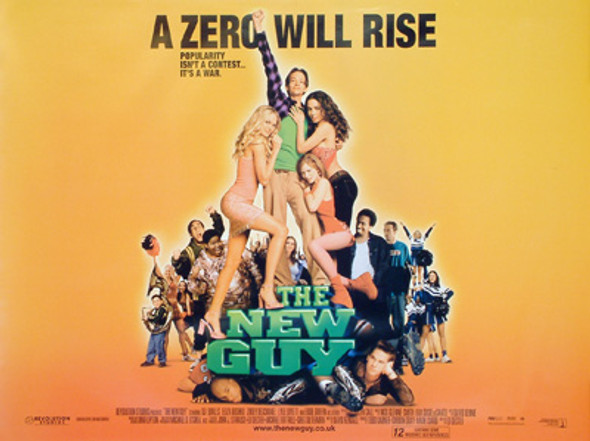THE NEW GUY ORIGINAL CINEMA POSTER