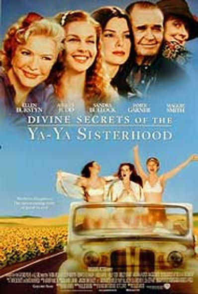 DIVINE SECRETS OF THE YA YA SISTERHOOD (Double Sided International) ORIGINAL CINEMA POSTER