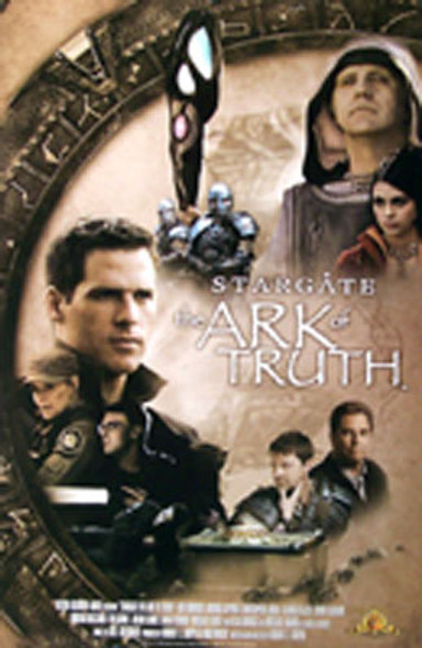 STARGATE: THE ARK OF TRUTH (Single Sided Special Edition) ORIGINAL TV POSTER