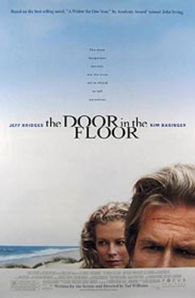 THE DOOR IN THE FLOOR (Single Sided Regular) ORIGINAL CINEMA POSTER