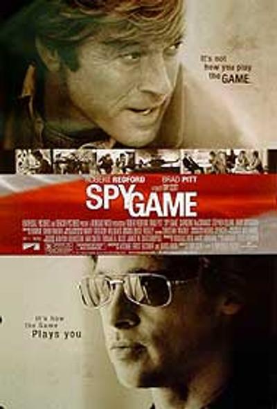 SPY GAME (Single Sided Regular) ORIGINAL CINEMA POSTER
