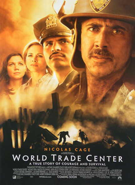 WORLD TRADE CENTER (Double Sided International) ORIGINAL CINEMA POSTER