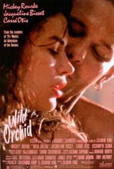 WILD ORCHID ORIGINAL CINEMA POSTER