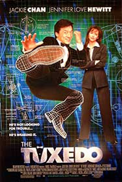 THE TUXEDO (Single Sided Regular) ORIGINAL CINEMA POSTER