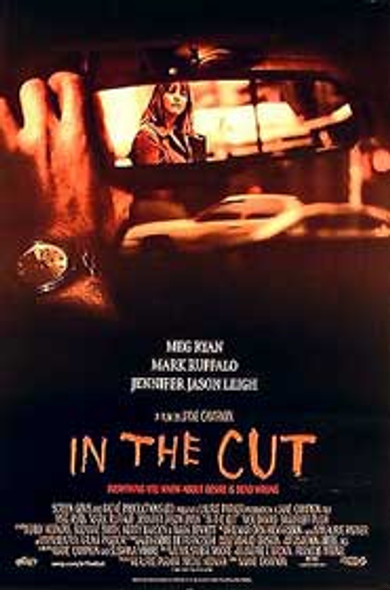 IN THE CUT (Double Sided Regular) ORIGINAL CINEMA POSTER