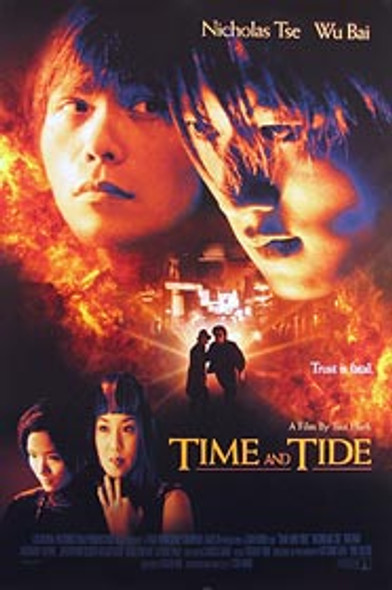 TIME AND TIDE (Double Sided Regular) ORIGINAL CINEMA POSTER