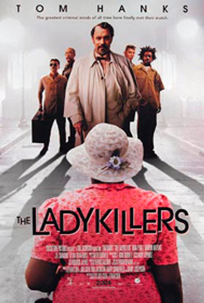 THE LADYKILLERS (Double Sided International) ORIGINAL CINEMA POSTER