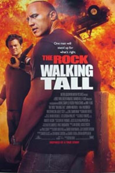 WALKING TALL (Double Sided Regular) ORIGINAL CINEMA POSTER