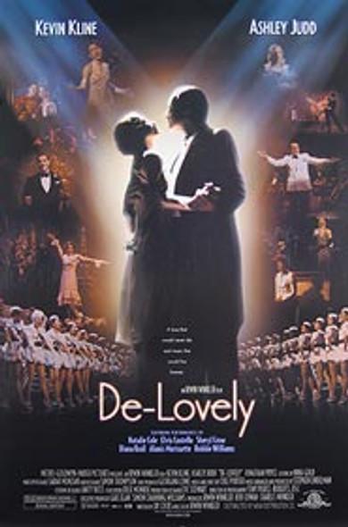 DE-LOVELY (Single Sided Regular) ORIGINAL CINEMA POSTER