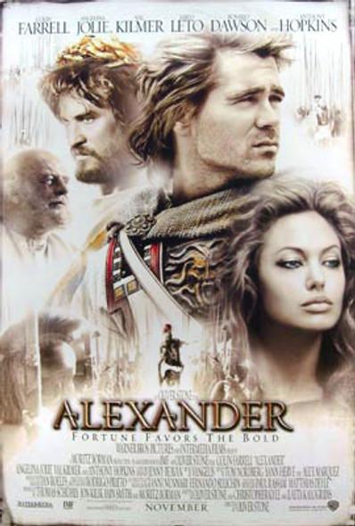 ALEXANDER (Double Sided Regular) ORIGINAL CINEMA POSTER