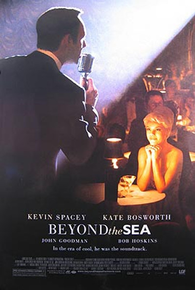 BEYOND THE SEA (Double Sided Regular) (UV COATED/HIGH GLOSS ORIGINAL CINEMA POSTER