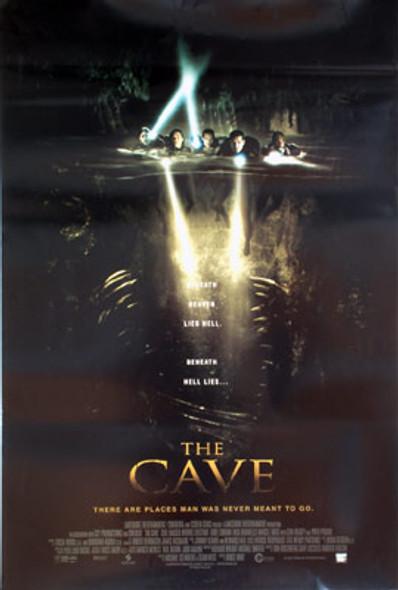 THE CAVE (Single Sided Regular) ORIGINAL CINEMA POSTER
