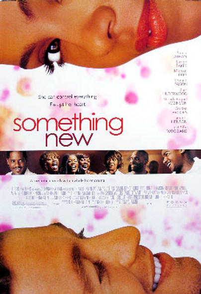 SOMETHING NEW (DOUBLE SIDED) ORIGINAL CINEMA POSTER
