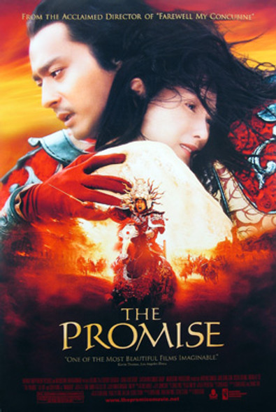 THE PROMISE (Double Sided Regular) ORIGINAL CINEMA POSTER