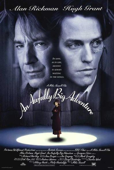 An Awfully Big Adventure Original Cinema Poster
