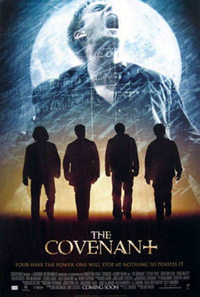 THE COVENANT (Double Sided International) (UV COATED/HIGH GLOSS) ORIGINAL CINEMA POSTER