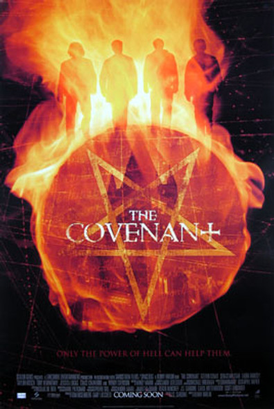 THE COVENANT (Double Sided Regular) (High Gloss/UV Coated) ORIGINAL CINEMA POSTER