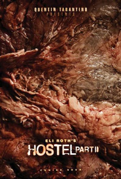HOSTEL: PART II (Double Sided Advance) ORIGINAL CINEMA POSTER