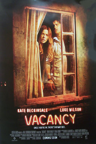 VACANCY (Double Sided International) ORIGINAL CINEMA POSTER