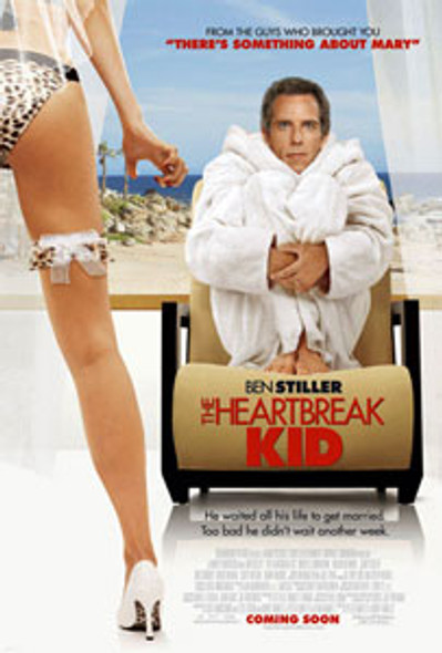 HEARTBREAK KID (Double Sided International) ORIGINAL CINEMA POSTER