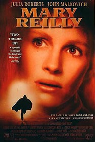 MARY REILLY (Single Sided Video) ORIGINAL VIDEO/DVD AD POSTER