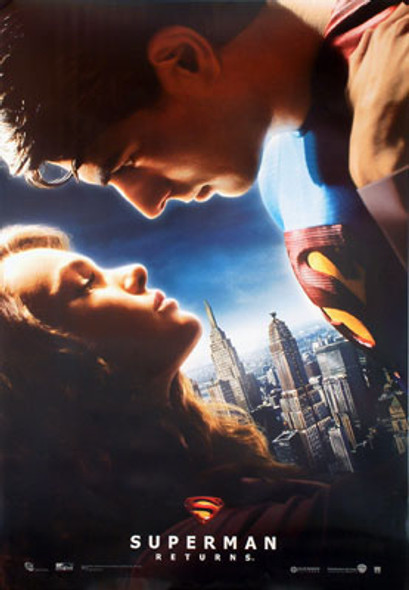 SUPERMAN RETURNS (Lois & Superman Reprint) REPRINT POSTER