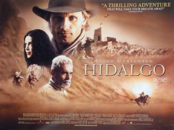 HIDALGO ORIGINAL CINEMA POSTER