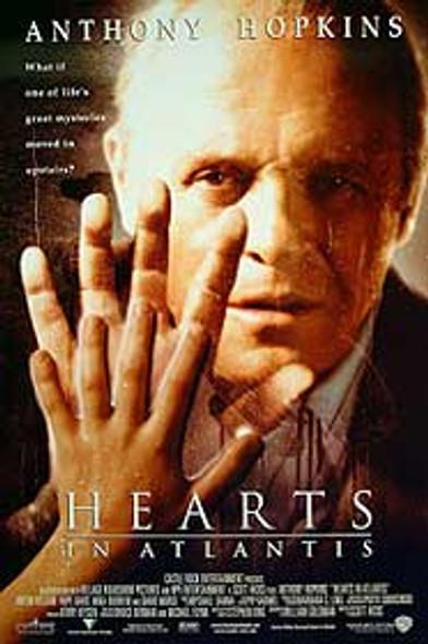 HEARTS IN ATLANTIS ORIGINAL CINEMA POSTER