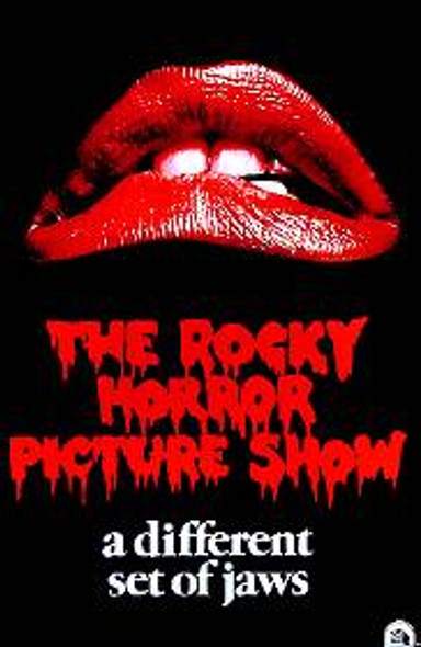 ROCKY HORROR PICTURE SHOW (Reprint) REPRINT POSTER