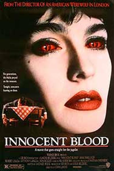 INNOCENT BLOOD ORIGINAL CINEMA POSTER