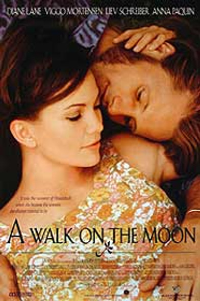 A WALK ON THE MOON (Single Sided Regular) ORIGINAL CINEMA POSTER