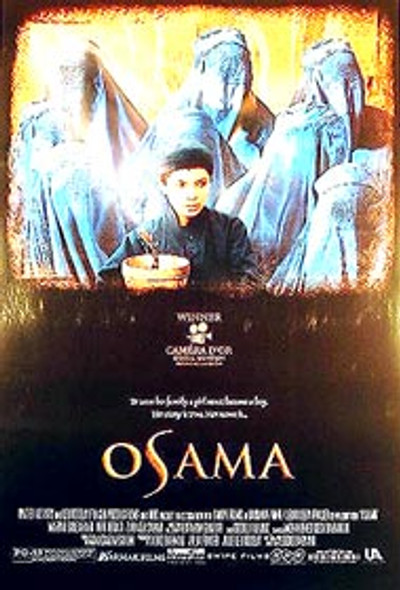 OSAMA (Single Sided Regular) ORIGINAL CINEMA POSTER