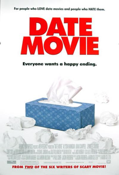 DATE MOVIE (Single-sided Advance) ORIGINAL CINEMA POSTER