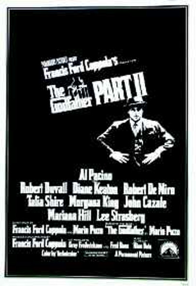 THE GODFATHER PART 11 (Reprint) REPRINT POSTER
