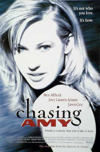 CHASING AMY (Single Sided Reprint) REPRINT POSTER