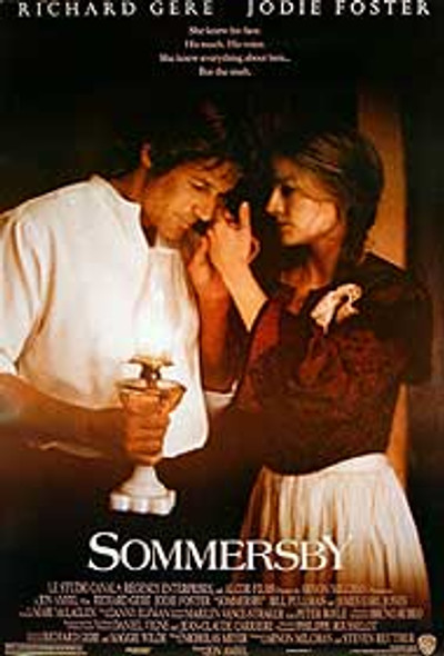 SOMMERSBY (Single Sided) ORIGINAL CINEMA POSTER