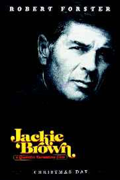 JACKIE BROWN (Advance) ORIGINAL CINEMA POSTER