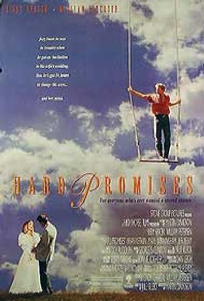 HARD PROMISES (Single Sided Regular) ORIGINAL CINEMA POSTER