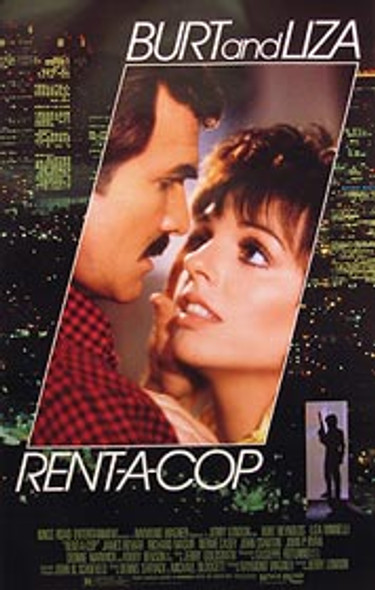 RENT A COP (Single Sided Regular) ORIGINAL CINEMA POSTER