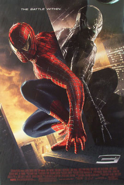 SPIDER-MAN 3 (Double Sided Regular) ORIGINAL CINEMA POSTER