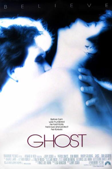 GHOST (Single Sided Regular) ORIGINAL CINEMA POSTER