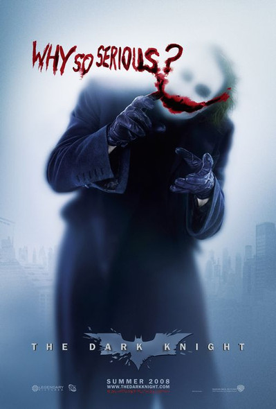 The Dark Knight Original Movie Poster