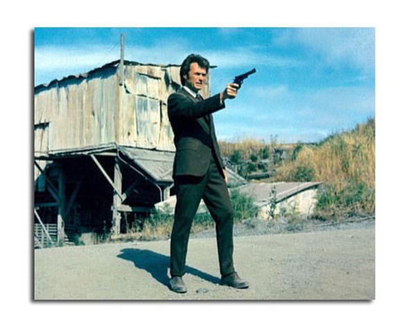 Dirty Harry Movie Photo (SS3640390)