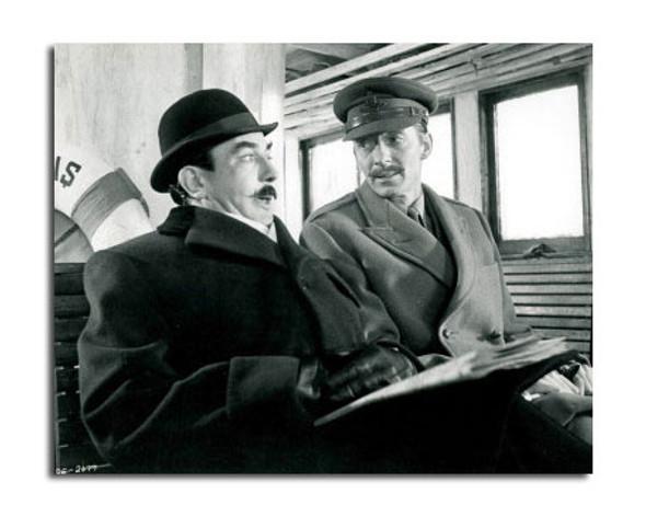 Murder on the Orient Express Movie Photo (SS2456506)
