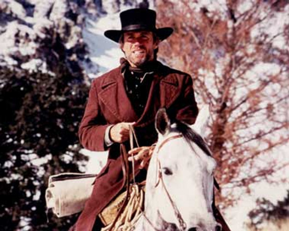 Clint Eastwood in Pale Rider Photograph